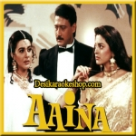 Yeh Raat Khushnaseeb Hai - Aaina - 1993 - (VIDEO+MP3 Format)
