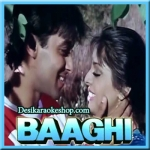 Kaisa Lagta Hai - Baaghi - 1990 - (VIDEO+MP3 Format)