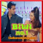 Hai Hai Mirchi - Biwi No.1 - 1999 - (VIDEO+MP3 Format)