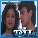 Humne Ghar Chhoda Hai - Dil - 1990 - (VIDEO+MP3 Format)