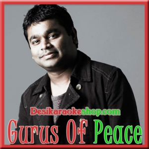 Gurus Of Peace - (With Out Chorus) - Vande Mataram - 1997 - (MP3 Format)