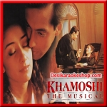 Bahon Ke Darmiyan - Khamoshi The Musical - 1996 - (VIDEO+MP3 Format)