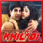 Dekha Teri Mast Nigahon Mein - Khiladi - 1992 - (VIDEO+MP3 Format)