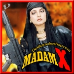 Kaise Dil Jeete Aapka - Madam X - 1994 - (MP3 Format)