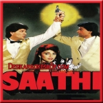 Zindagi Ki Talash Mein - Saathi - 1991 - (VIDEO+MP3 Format)