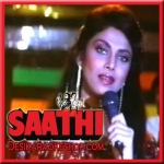 Aaj Hum Tum O Sanam - Saathi - 1991 - (VIDEO+MP3 Format)