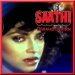 Hui Aankh Nam - Saathi - 1991 - (VIDEO+MP3 Format)