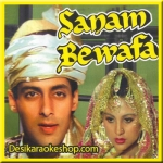 Jiske Aage Ji - Sanam Bewafa - 1991 - (VIDEO+MP3 Format)