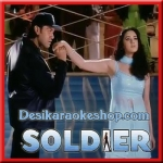 Tera Rang Balle Balle - Soldier - 1998 - (VIDEO+MP3 Format)