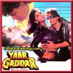 Mere Samne Hai - Yaar Gaddar - 1994 - (VIDEO+MP3 Format)