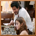 Ae Zindagi Gale Laga Le (Take 2) - Dear Zindagi - 2016 - (VIDEO+MP3 Format)
