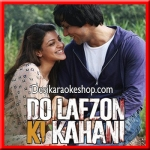 Ankhiyaan - Do Lafzon Ki Kahani - 2016 - (VIDEO+MP3 Format)