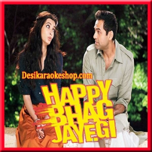 Aashiq Tera - Happy Bhaag Jayegi - 2016 - (MP3 Format)