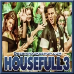 Fake Ishq - Housefull 3 - 2016 - (MP3 Format)