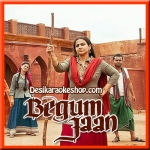Aazaadiyan - Begum Jaan - 2017 - (VIDEO+MP3 Format)