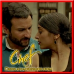 Tere Mere - Chef - 2017 - (MP3 Format)