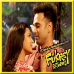 Ishq De Fanniyar (Male) - Fukrey Returns - 2017 - (MP3 Format)