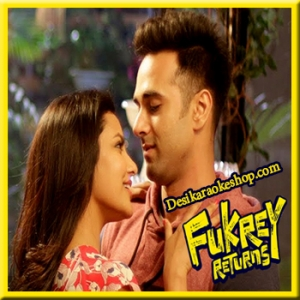 Ishq De Fanniyar (Male) - Fukrey Returns - 2017 - (VIDEO+MP3 Format)