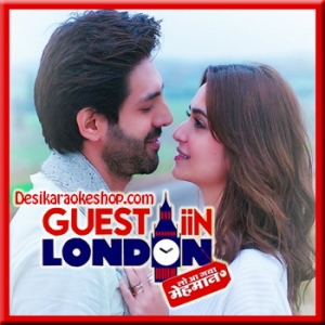 Dil Mera - Guest Iin London - 2017 - (MP3 Format)