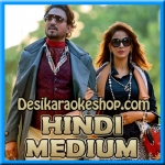 Suit - Hindi Medium - 2017 - (MP3 Format)
