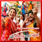 Butterfly - Jab Harry Met Sejal - 2017 - (MP3 Format)