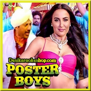 Kudiya Shehar Diyan - Poster Boys - 2017 - (VIDEO+MP3 Format)