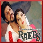 Udi Udi Jaaye - Raees - 2017 - (MP3 Format)