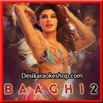 Ek Do Teen - Baaghi 2 - 2018 - (VIDEO+MP3 Format)