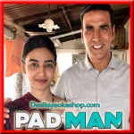 Sayaani - Padman - 2017 - (VIDEO+MP3 Format)