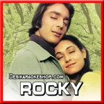 Aao Mere Yaro Aao - Rocky - 1981 - (VIDEO+MP3 Format)