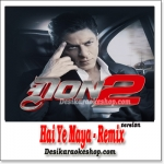 Hai Ye Maya - Remix - Don 2 - (MP3 Format)