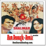 Hum Bewaafa - Remix - Shalimar - (VIDEO+MP3 Format)