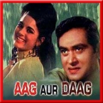 Tere Is Pyaar Ka Shukriya - Aag Aur Daag - 1970 - (MP3)