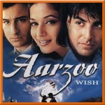 Ab Tere Dil Mein - Aarzoo - 1999 - (MP3)