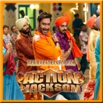 Punjabi Mast - Action Jackson - 2014 - (VIDEO+MP3 Format)
