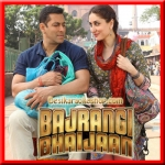 Zindagi Kuchh To Bata (Reprise) - Bajrangi Bhaijaan - 2015 - (VIDEO+MP3 Format)