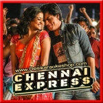 1 2 3 4 Get On The Dance Floor - Chennai Express - 2013 - (MP3)