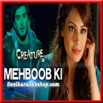 Mehboob Ki - Creature - (MP3 Format)