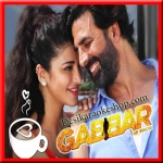 Cofee Peetey Peetey - Gabbar Is Back - 2015 - (VIDEO+MP3 Format)