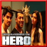 Main Hoon Hero Tera - Hero - 2015 - (MP3 Format)
