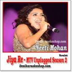 Jiya Re - MTV Unplugged Season 2 - 2012 - (VIDEO+MP3 Format)