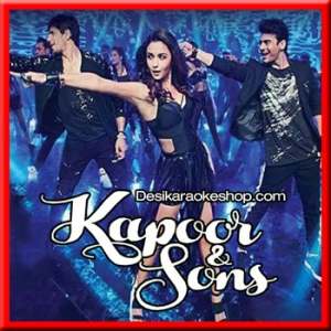 Lets Nacho - Kapoor & Sons - 2016 - (VIDEO+MP3 Format)