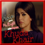 Khuda Khair - Main Aur Mr Riight - 2014 - (MP3 Format)