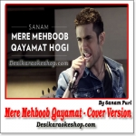 Mere Mehboob Qayamat (Unplugged Cover Version) - Sanam Puri - (VIDEO+MP3 Format)