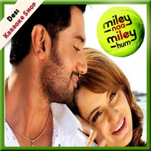 Nazar Se Nazar Mile (Rahat Version) - With Out Alap And Chorus - Miley Naa Miley Hum - 2011 - (VIDEO+MP3)