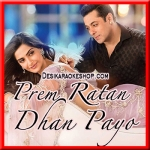 Jab Tum Chaho - Prem Ratan Dhan Payo - 2015 - (VIDEO+MP3 Format)