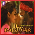 Gandi Baat - R Rajkumar - 2013 - (VIDEO+MP3)
