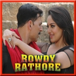 Dhadang Dhang - Rowdy Rathore - 2012 - (MP3)