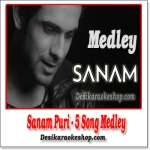 Sanam Puri - 5 Song Medley (Cover Version) - (MP3 Format)