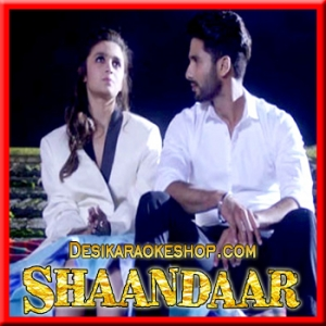 Neend Na Mujhko Aaye - Shaandaar - 2015 - (VIDEO+MP3 Format)